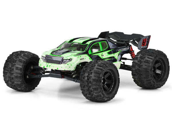 Pro-Line Brute Clear Body for Arrma Kraton PL3521-00