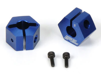 Pro-Line PRO-2 Front Clamping Hex For 2WD Slash PL6097-00
