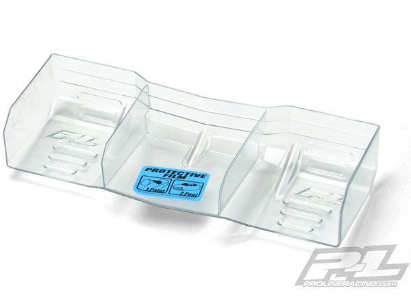 Pro-Line Proline 1/8th Precut Trifecta Lexan Clear Wing (1 Wing) PL6252-17