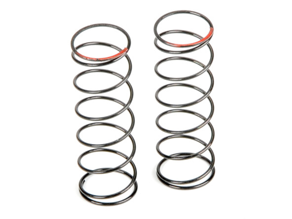 Pro-Line Pro-Spec Front Spring (Red) Hard Kit PL6308-14