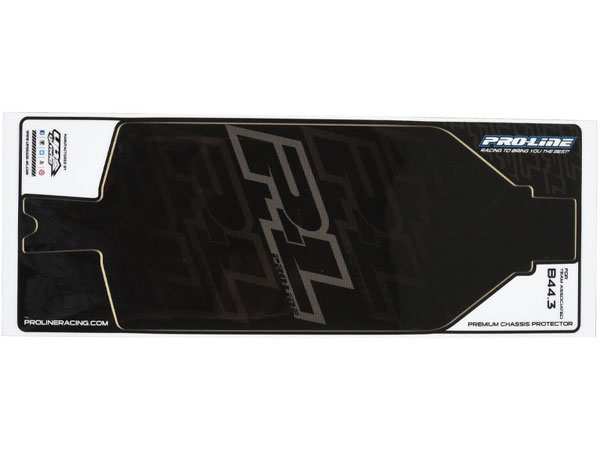 Pro-Line Black Protector for AE B44.3 PL6309-02
