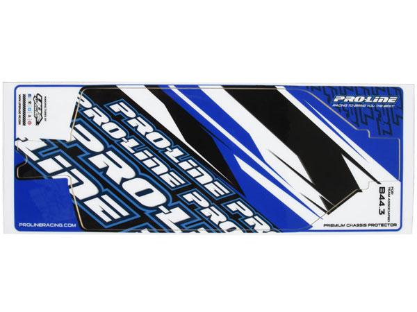 Pro-Line Team Chassis Protector for AE B44.3 PL6309-05
