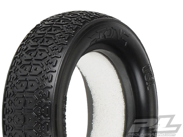 Pro-Line ION 2.2 2WD MC (Clay) Off-Road Buggy Front Tyres PL8224-17