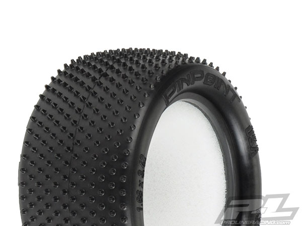 Pro-Line Pin Point 2.2 Z3 (Medium Carpet) Off-Road Carpet Buggy Rear Tires PL8228-99