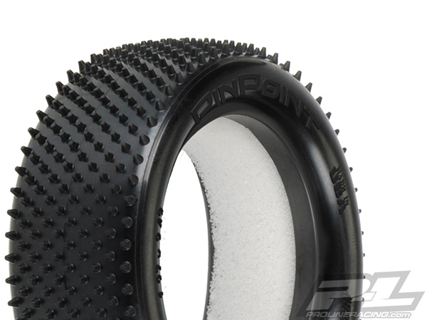 Pro-Line Pin Point 2.2 4WD Z3 (Medium Carpet) Off-Road Carpet Buggy Front Tyres PL8229-103