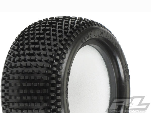 Pro-Line Blockade 2.2 M3 (Soft) Buggy Rear Tyres PL8231-02