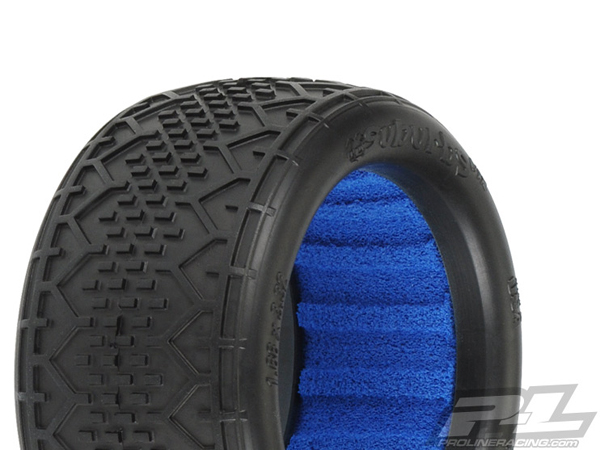 Pro-Line Suburbs VTR 2.4'' X2 (Medium) Off-Road Buggy Rear Tyres PL8232-002