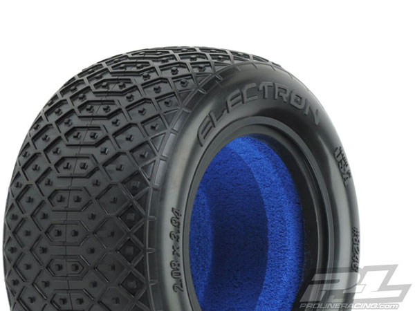 Pro-Line Electron T 2.2'' MC (Clay) Off-Road Truck Tyres (2) PL8248-17