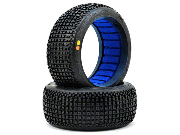 Pro-Line BIG BLOX M4 (Super-Soft) Off-Road 1/8th Buggy Tyres PL9048-03
