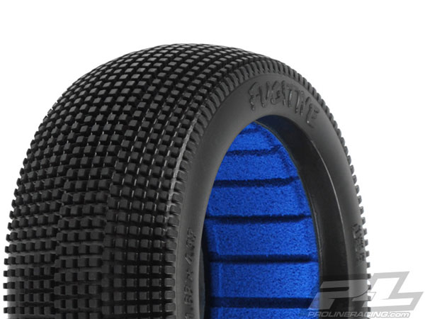 Pro-Line Fugitive (Firm) Off-Road 1/8 Buggy Tyres PL9052-001