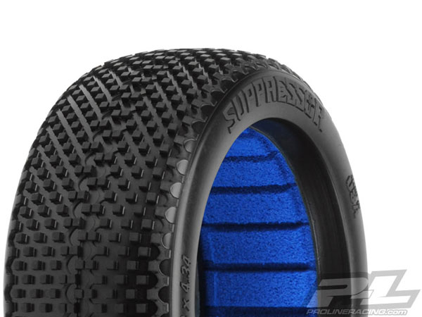 Pro-Line Suppressor X1 (Firm) Off-Road Buggy Tyres PL9054-001
