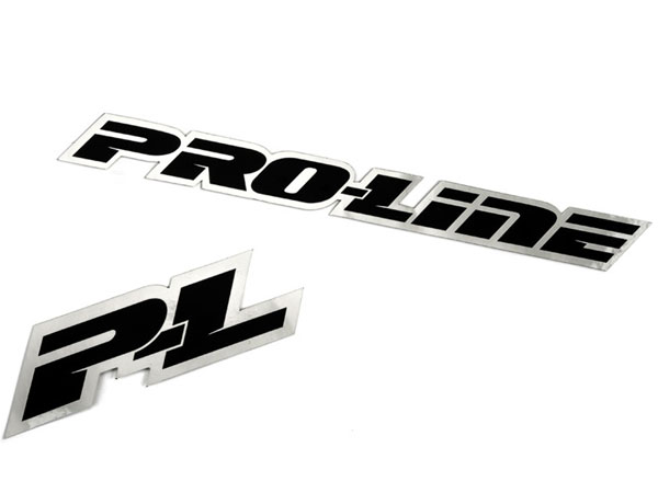 Pro-Line Chrome Decals PL9507-02