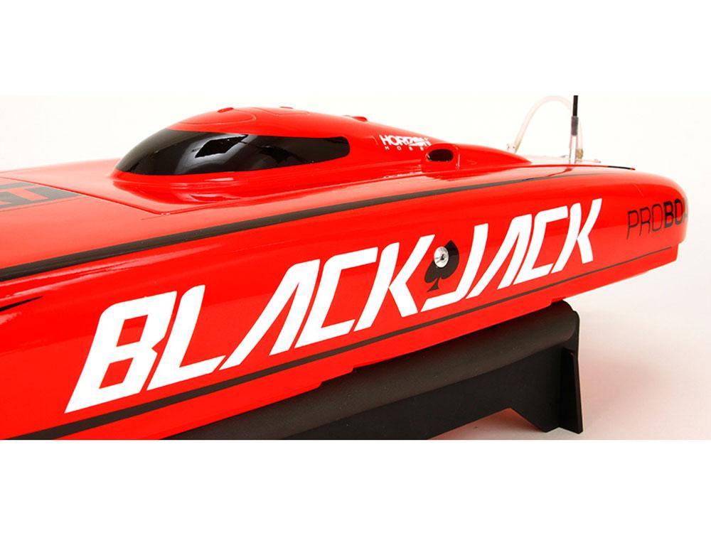 Proboat blackjack 29 brushless catamaran rtr
