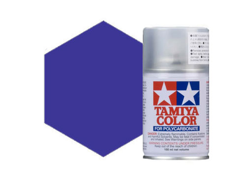 Tamiya PS-10 Purple Polycarbonate Spray 86010