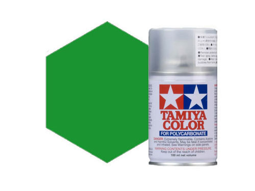 Tamiya PS-21 Park Green Polycarbonate Spray 86021