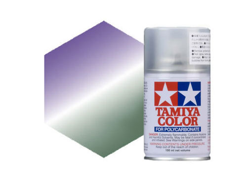 Tamiya Ps 46 Iridescent Purple Green Polycarbonate Spray 86046