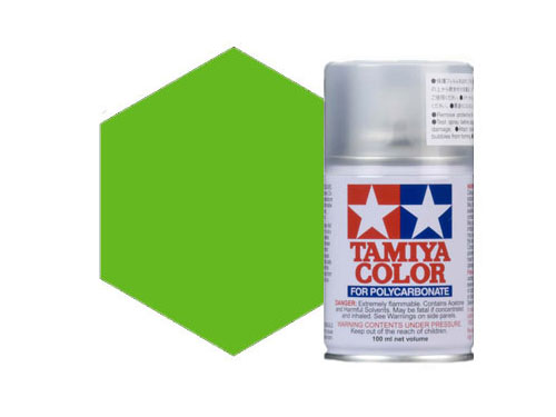 Tamiya PS-8 Light Green Polycarbonate Spray 86008