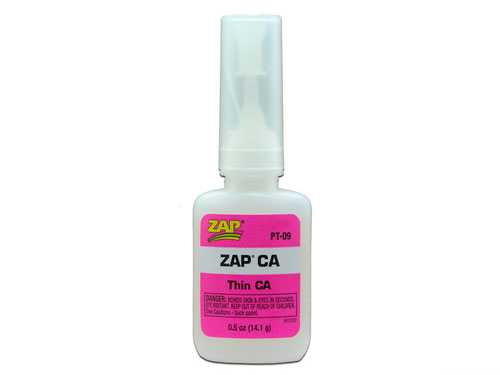 Image Of Zap/Ca 14.1g. Glue (P)