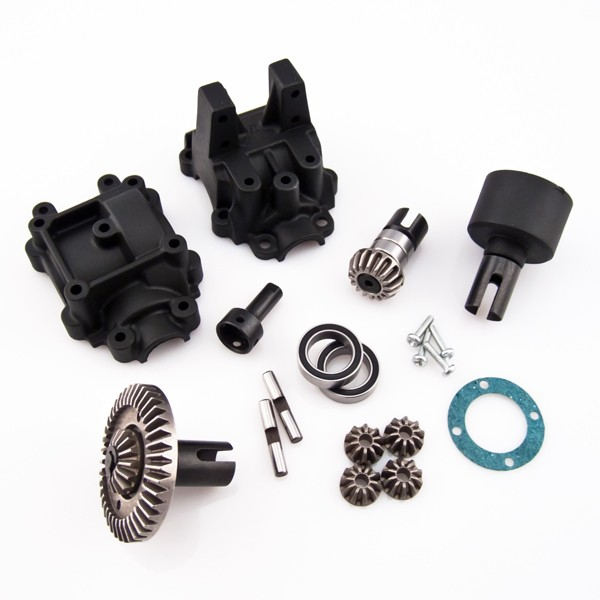 HobbyTech Gear diff conversion set (BXR MT, BXR S1, BX8-SL, BX8-SL Runner, DB8-SL or Revolt BX10) HT-REV-OP19