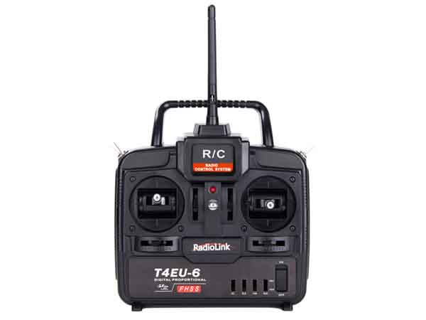 RadioLink 6 Channel 2.4Ghz Remote Control System with 7Ch Rx RL-T4EU-6
