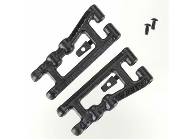RPM RC18T/ MT/ B A-Arms - Black RPM70072