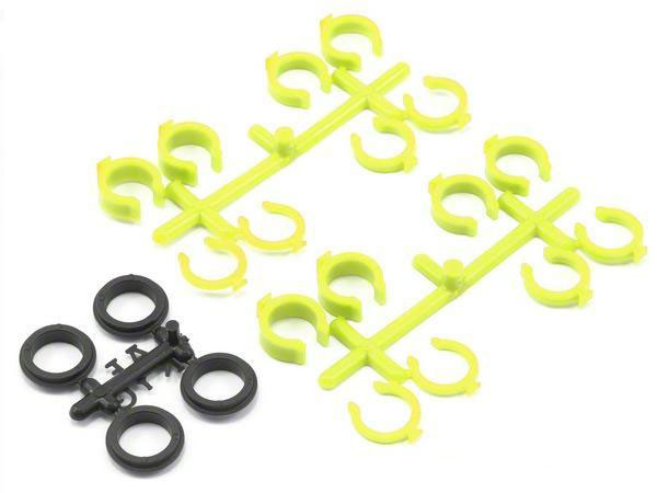 RPM Quick Adjust Spring Clips - Yellow RPM70327