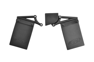 RPM Mud Flaps & Number Plate Kit For The Losi Ten-SCTE RPM73032