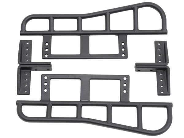 Rpm Rock Sliders For The Axial SCX10 RPM73452