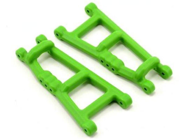 RPM Elec. Rustler/Stampede Rear Arms - Green RPM80184