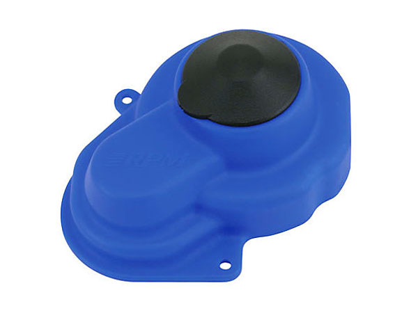 RPM Gear Cover (Traxxas Electric 2wd Models) - Blue RPM80525