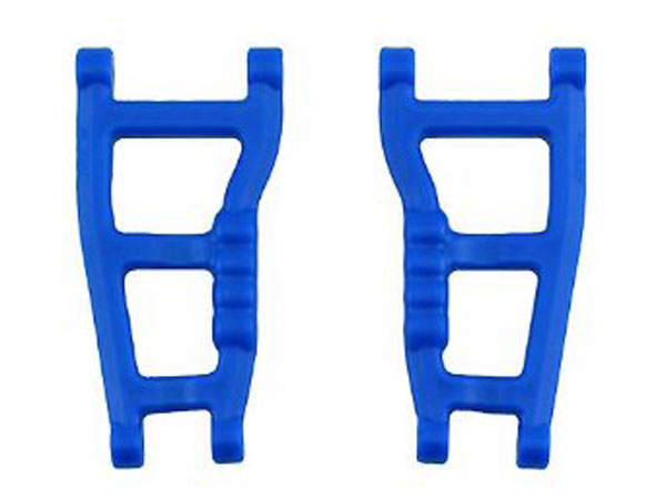 RPM Rear A-arms for the Traxxas Slash - Blue RPM80595