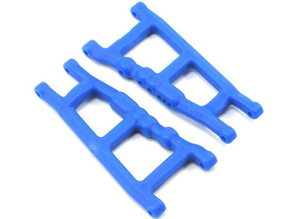 RPM Front Or Rear A-Arms For Traxxas Slash 4X4 - Blue 1Pr RPM80705