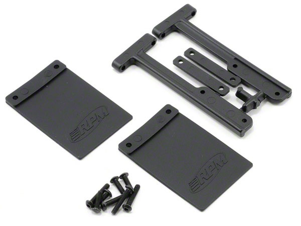 RPM Mud Flap System for the Traxxas Slash RPM81012