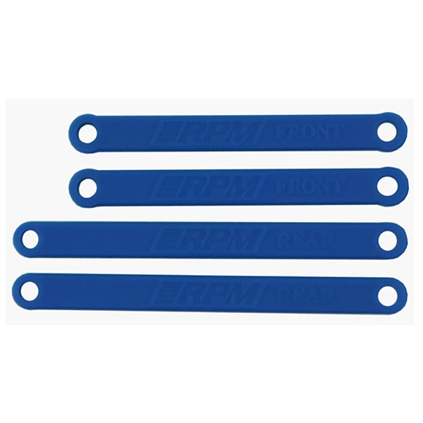 RPM Heavy Duty Camber Link Rust/Stamp - Blue RPM81265