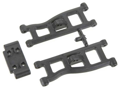 RPM Front A-arms and Bulkhead For The HPI Blitz and Firestorm RPM82262