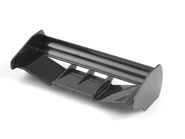 BSD Racing 1/8 Wing (Black) RVB-S038-B