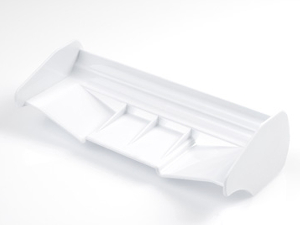 Image Of BSD Racing 1/8 Wing (White)