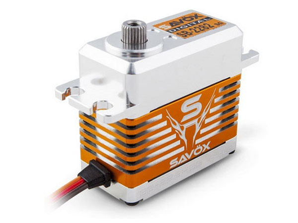 Savox High Voltage CNC Brushless Digital Servo SAV-SB2282SG
