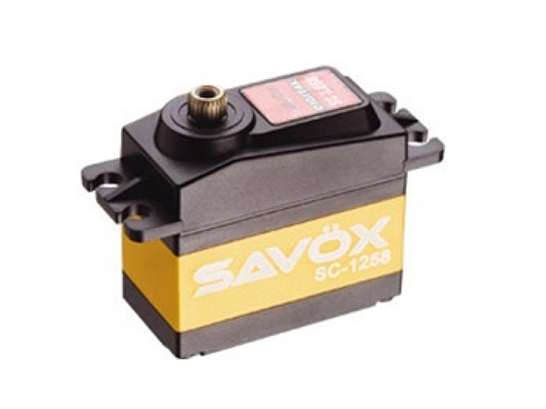 Savox SC-1256 Coreless Digital Servo (High Torque) SAV-SC1256TG