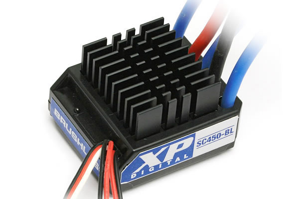 Image Of Associated XP SC450-BL Brushless ESC