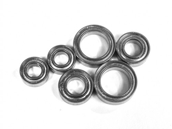 Image Of Schelle Racing Associated Ceramic Gearbox Bearing Set B5
