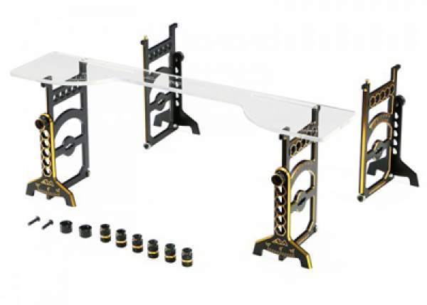 Arrowmax SetUp System 1/10 Off Road Bag Black Golden AM171041