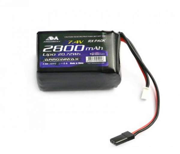 Batteria Orion NIMH Marathon RX Hump 6.0v//1600mah ORI12227