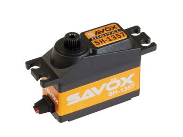 Savox SH-1357 Mini Size Coreless Digital Servo SAV-SH1357