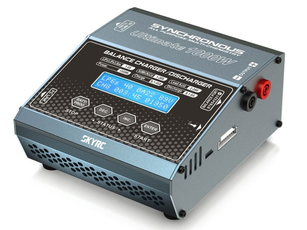 SkyRC Synchronous DC Charger 1000W 40A SK-100069