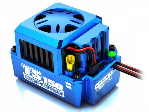 Image Of SkyRC Toro TS150 - 1/8th 150A ESC