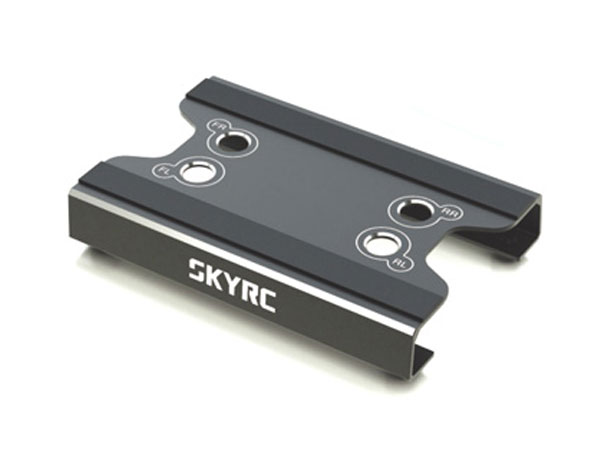 SkyRC Car Stand for 1/10 and 1/12th Scale - Black SK-600069-08