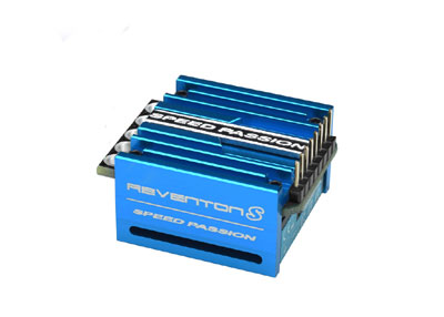 Image Of Speed Passion Reventon-S ESC - 2S - Blue
