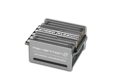 Image Of Speed Passion Reventon-S ESC - 2S - Silver