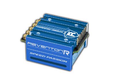 Image Of Speed Passion Reventon-R ESC - 2S - Blue